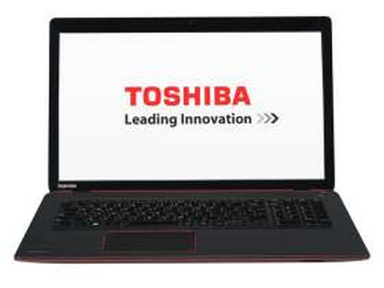 Преносим компютър Toshiba Qosmio X70-B-10F, Core i7-4710HQ (up to 3.5GHz), 8GB, 2 TB, 17.3