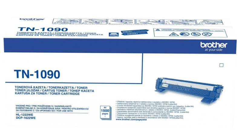 Тонер, Brother TN-1090 Toner Cartridge
