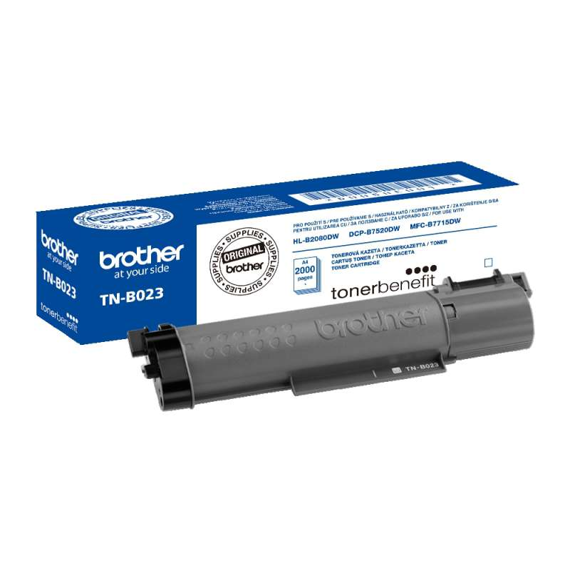 Тонер,  Brother TN-B023 Toner Cartridge