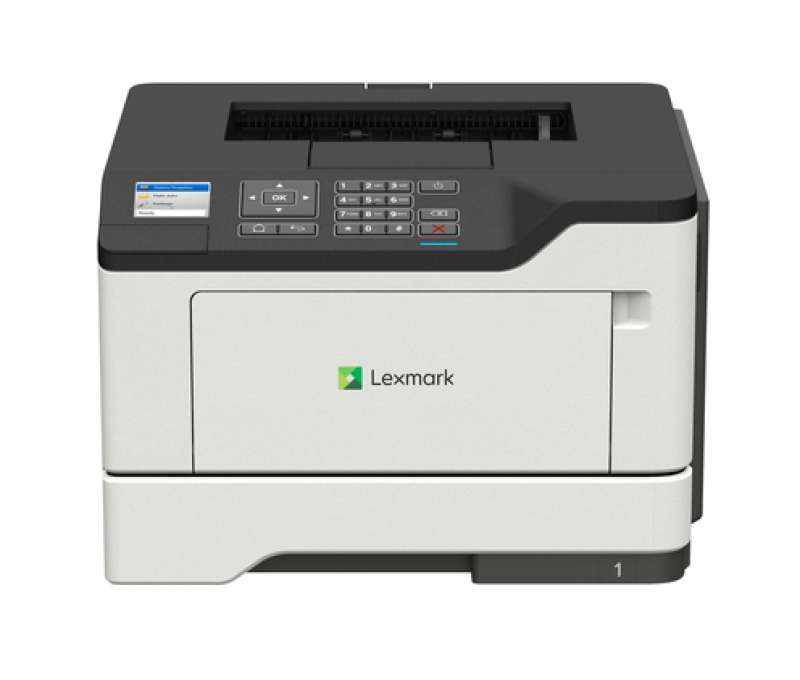 Лазерен принтер, Lexmark B2546dw A4 Monochrome Laser Printer