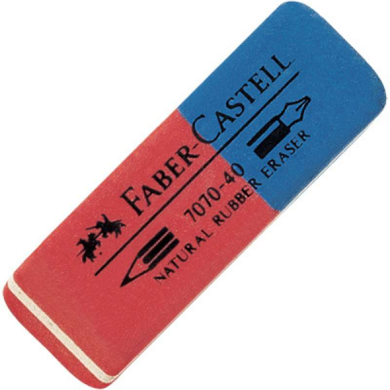 Гума Faber Castell