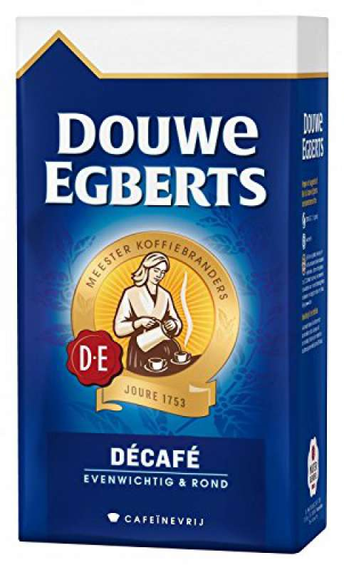 Кафе DOUWE EGBERTS Decaffeinated