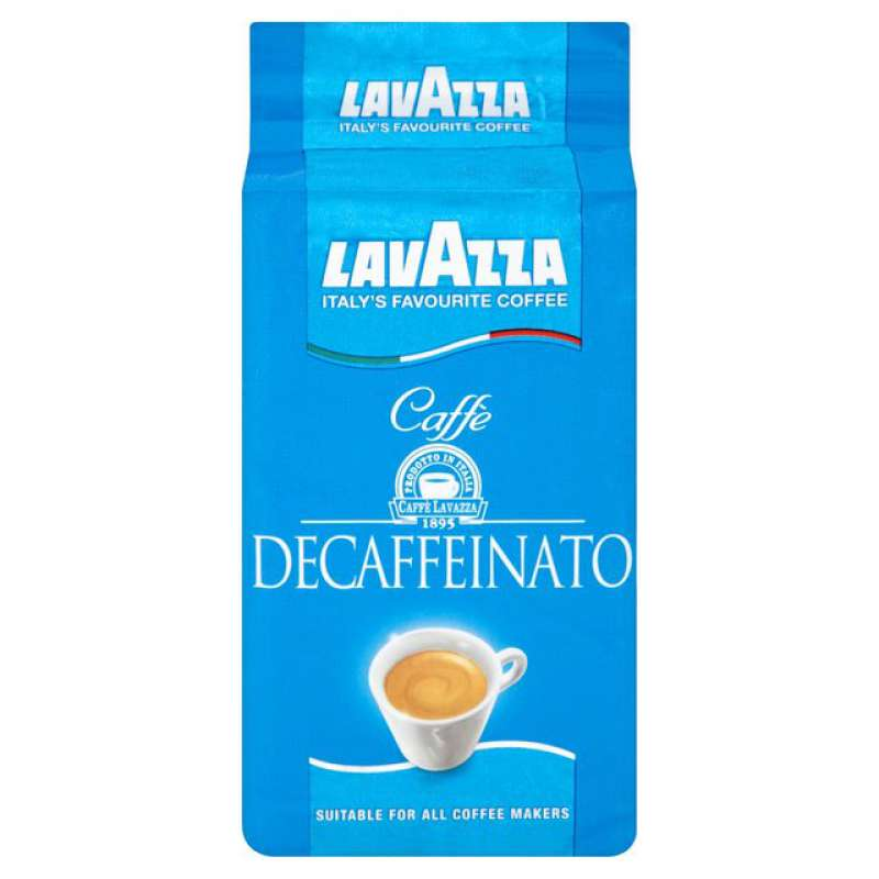 Кафе LAVAZZA Decaffeinated