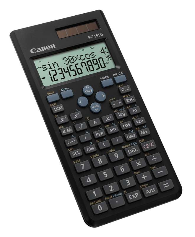 Калкулатор, Canon F-715S Scientific Calculators