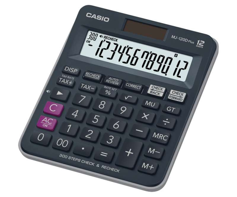 Калкулатор Casio MJ-120