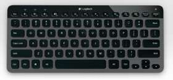 Клавиатура, Logitech Bluetooth Illuminated Keyboard K810