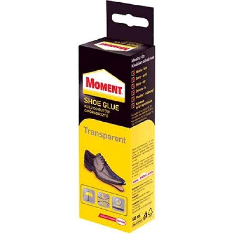 Лепило HENKEL Moment Shue Glue, 50ml., за обувки