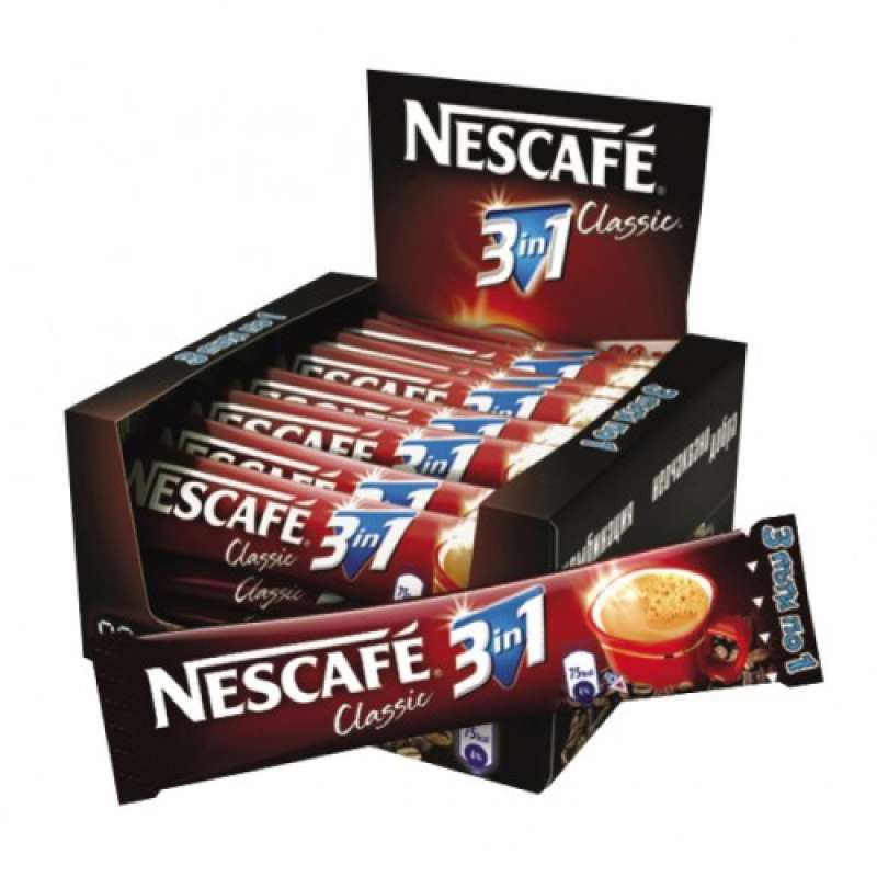 Кафе NESCAFE 3 in 1