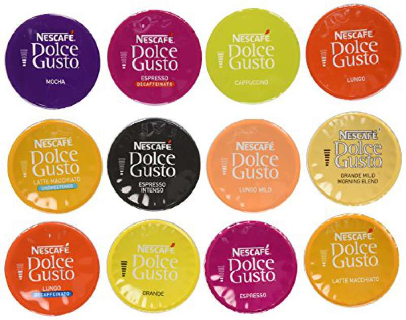 Кафе Nescafe dolce gusto капсули