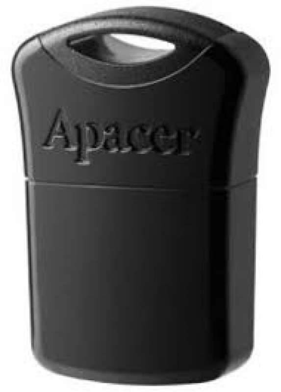 Памет, Apacer 16GB Black Flash Drive AH116 Super-mini - USB 2.0 interface