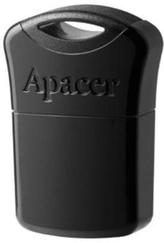 Памет, Apacer 32GB Black Flash Drive AH116 Super-mini - USB 2.0 interface
