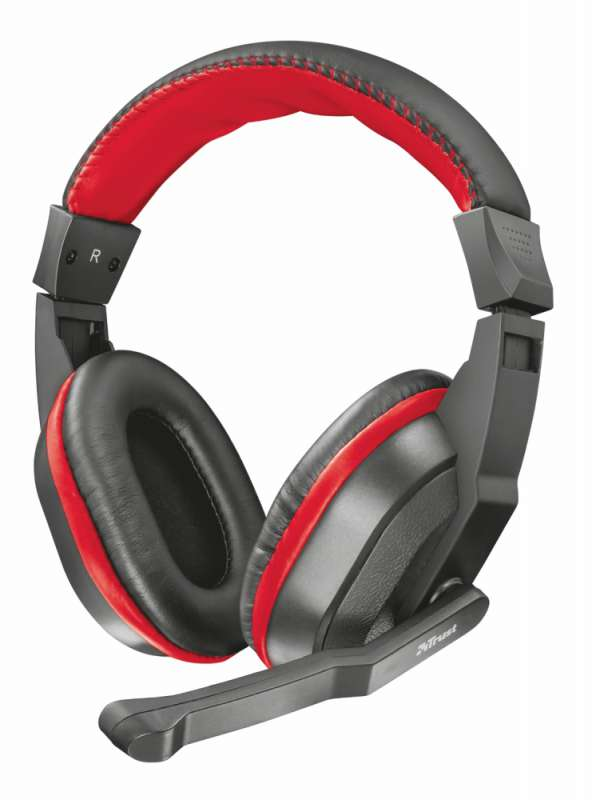 Слушалки, TRUST Ziva Gaming Headset