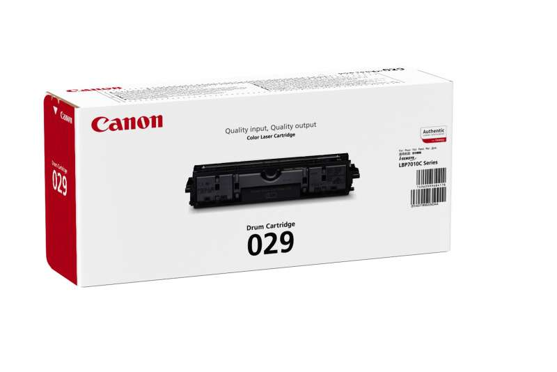 Тонер, Canon 029 Drum Cartridge