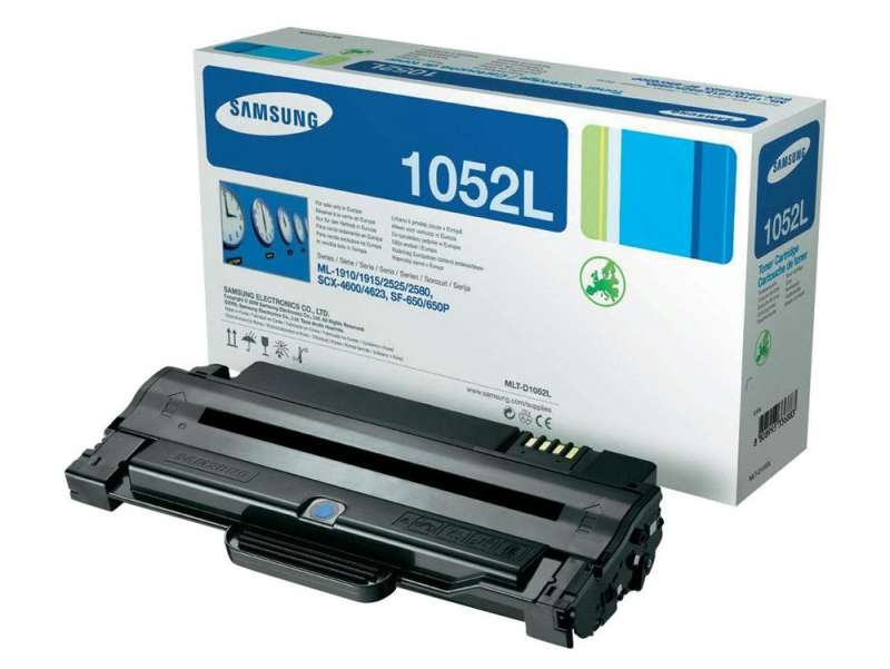 Тонер, Samsung MLT-D1052L Black Toner/Drum High Yield