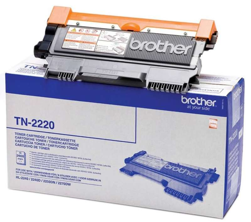Тонер, Brother TN-2220